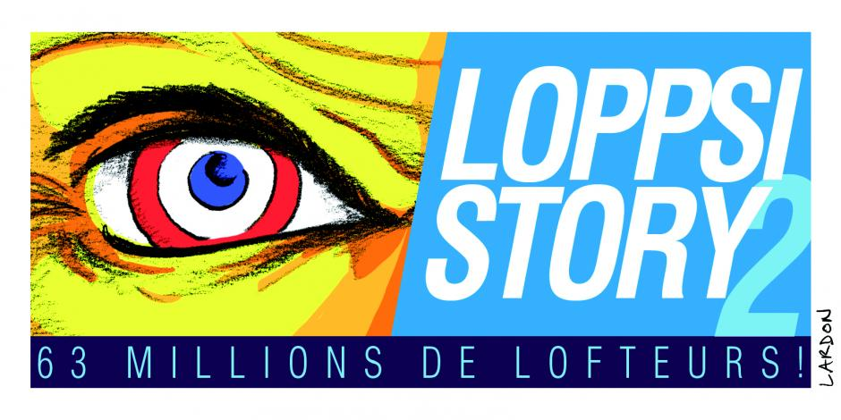 Loppsi, Loppnon