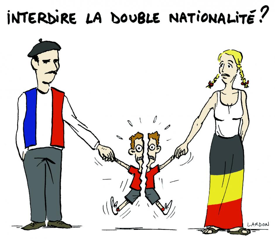 Un neurone, un peuple, une nationalité !
