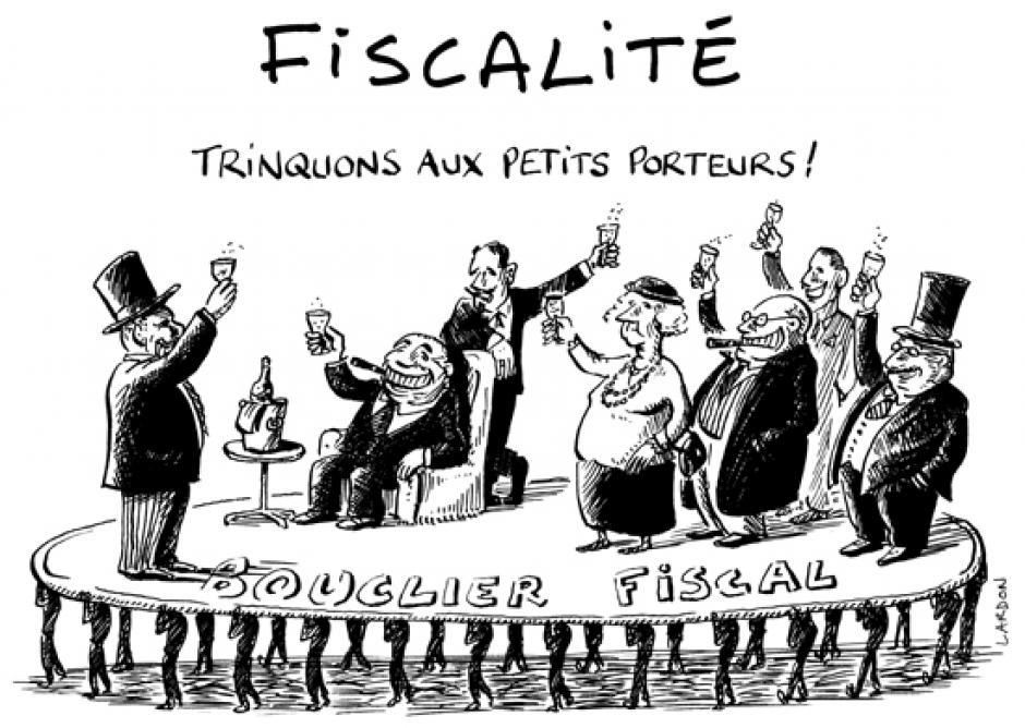 Fiscalité : qui peut le plus paye le moins !