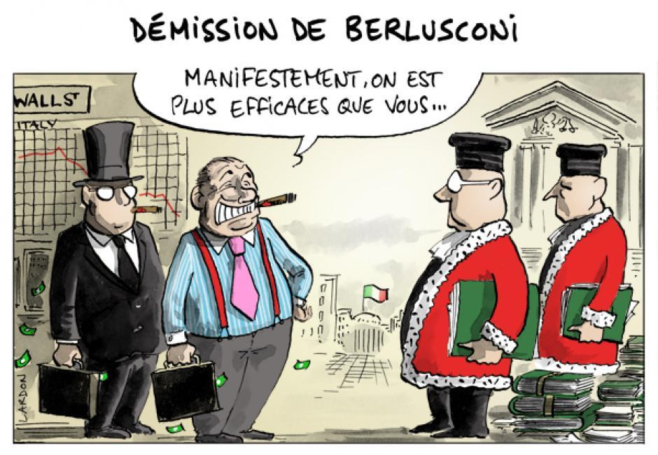 Rendez-nous Berlusconi !